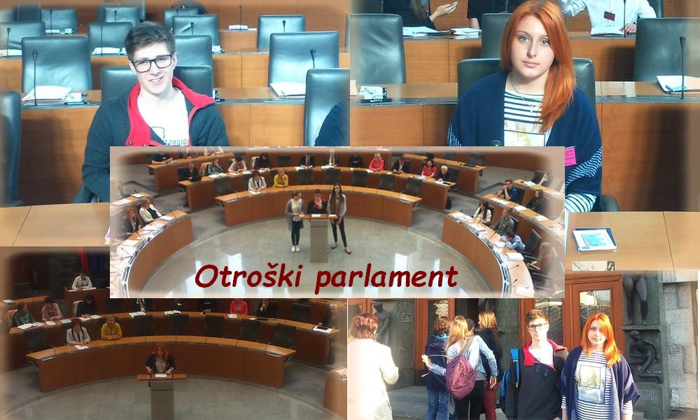 Otroški parlament